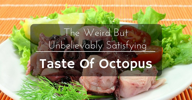 The Weird But Unbelievably Satisfying Taste Of Octopus post thumbnail image
